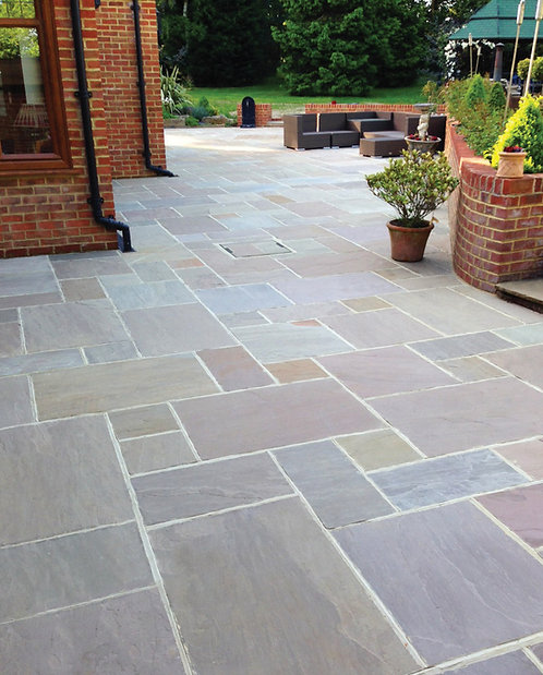 Premium Calbrated Sandstone Paving Forest