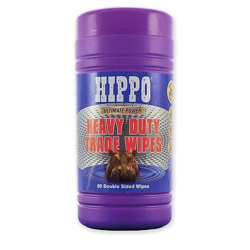 Hippo Heavy Duty Trade Wipes - Pack Of 80