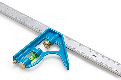 Ox  Pro Combination Square 305mm (12 inch)