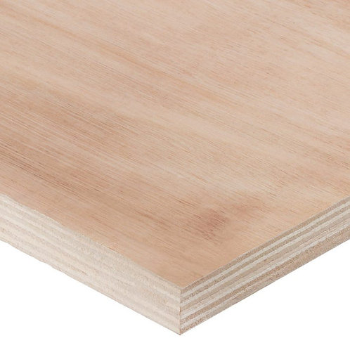 Exterior Grade Plywood Sheet 2440mm x 1220mm - Choose thickness