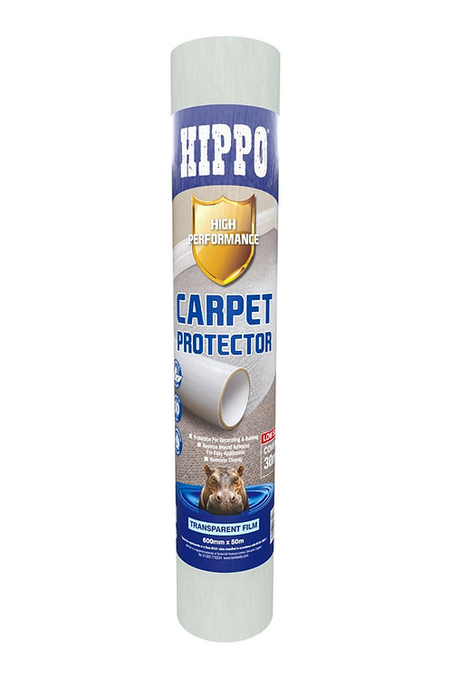 Hippo Carpet Protector - 600mm x 100m