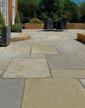 Limestone Paving Cathedral
