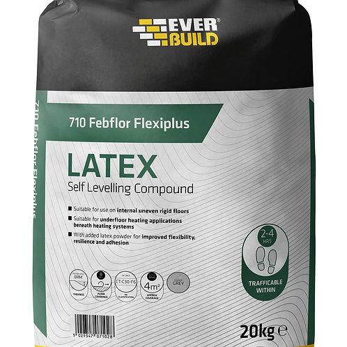 710 Floor Levelling Compound Latex Flexi Plus 20kg