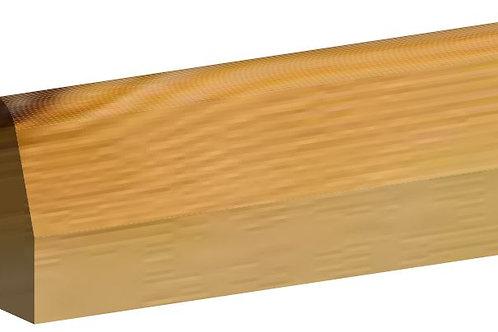 Chamfered Skirting Timber 19 x 75mm