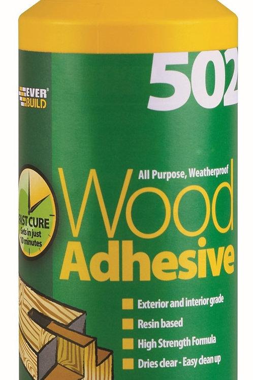 502 Wood Adhesive - 1 litre