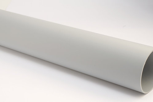 GS505 Hunter Soil 110mm Soil Pipe 3m Plain Ended Grey