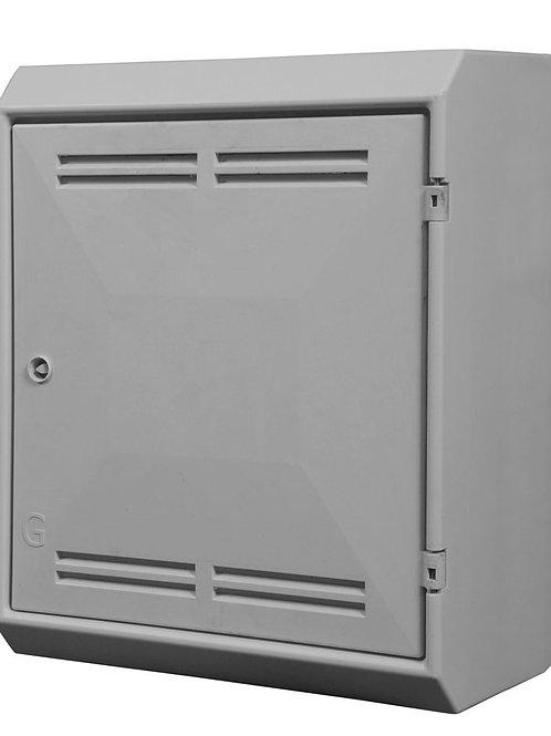 Gas Meter Box UK Standard mark 2 Surface-Mounted - White GBP0002