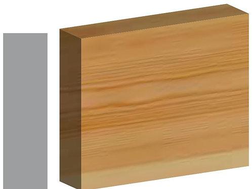 Door Lining Material PAR 32x115mm