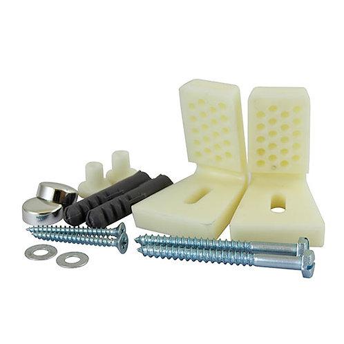 Pan / Bidet Adjustable Fixing Kit - M6 x 70mm