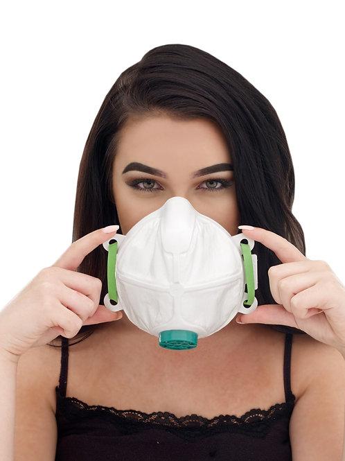 Filltite PREMIER Face Mask FFP3 RD With Valve - Pack of 5