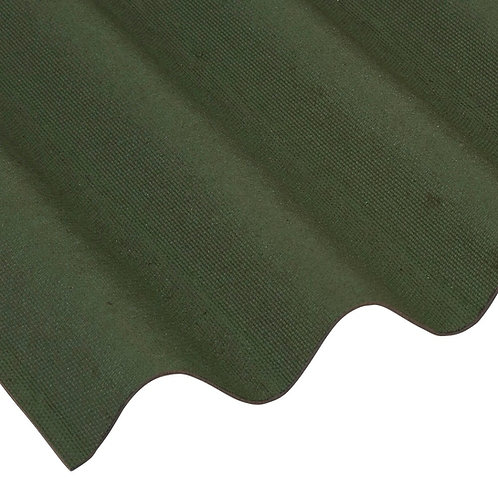 Coroline Roofing Sheets Green 2000mm x 950mm
