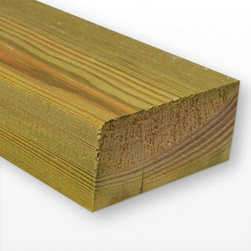 Easi Edge 47mm x 100mm Treated Timber - Choose length