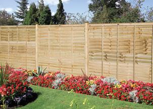 Pro Lap Green Fence
