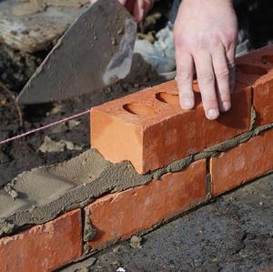 Bricks, Blocks & Walling