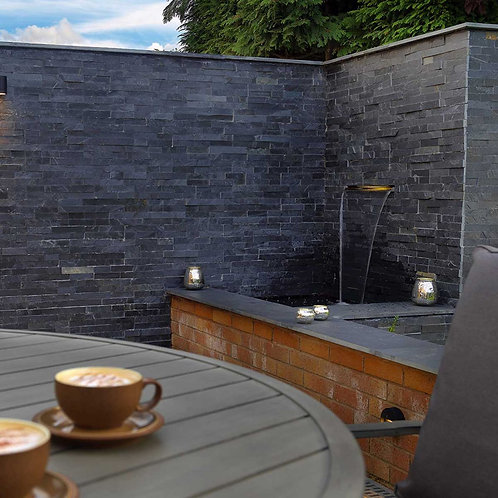 Rockstack Cladding - Black