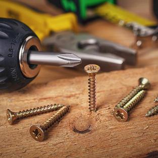 Fixings, Adhesives & Sealants