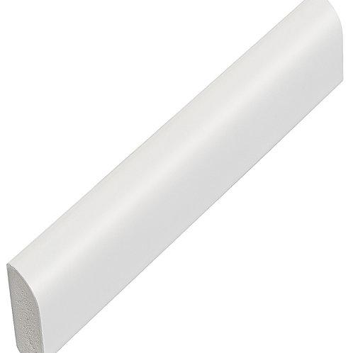 20mm White Pvc Edge Fillet