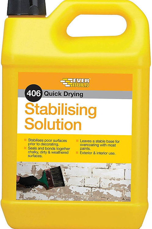 406 Stabilising Solution - 5 litres