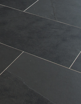 Brazilian Slate Raven Black Paving Patio Pack 15.58 Sq mtr