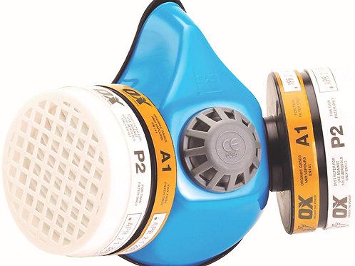 Ox Twin Half Mask Respirator