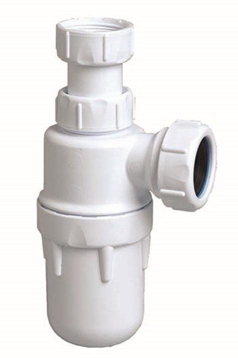 B032A Hunter Multikwik 32mm Bottle Trap Adjustable Inlet