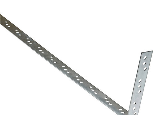 Strap Standard Duty 2mm 600mm Bent at 100mm