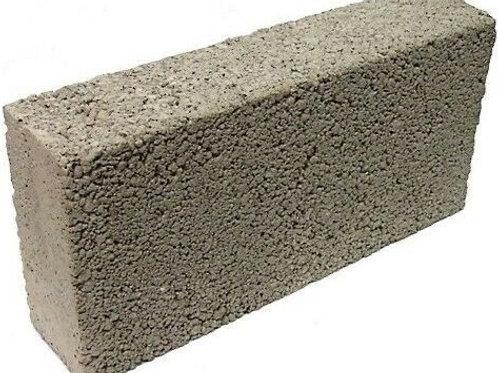 Solid Concrete 7N Block - 75mm