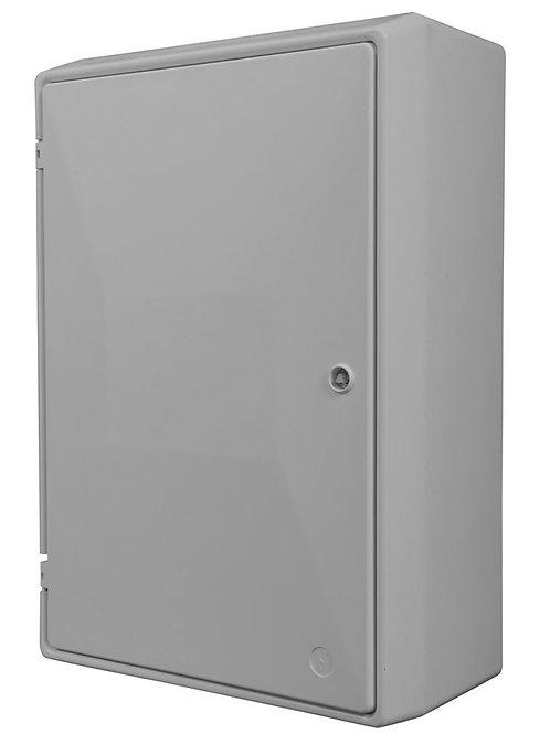 Electric Meter Box UK Standard Surface-Mounted - White EBP0012
