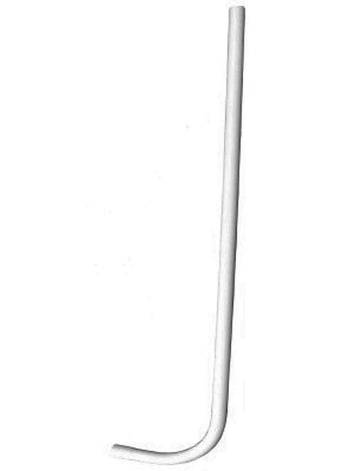Hockey Stick 38mm White