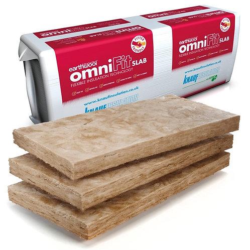 Earthwool Omnifit Slab 50mm x 1200mm x 600mm (8.64sqm Pack)