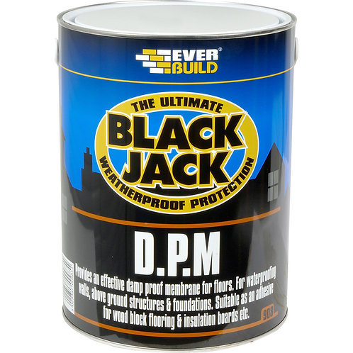 908 Black Jack DPM Black - 25 litres