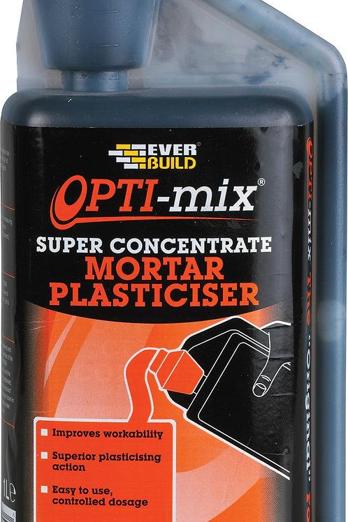 Opti Mix Mortar Plasticiser -  1 litre