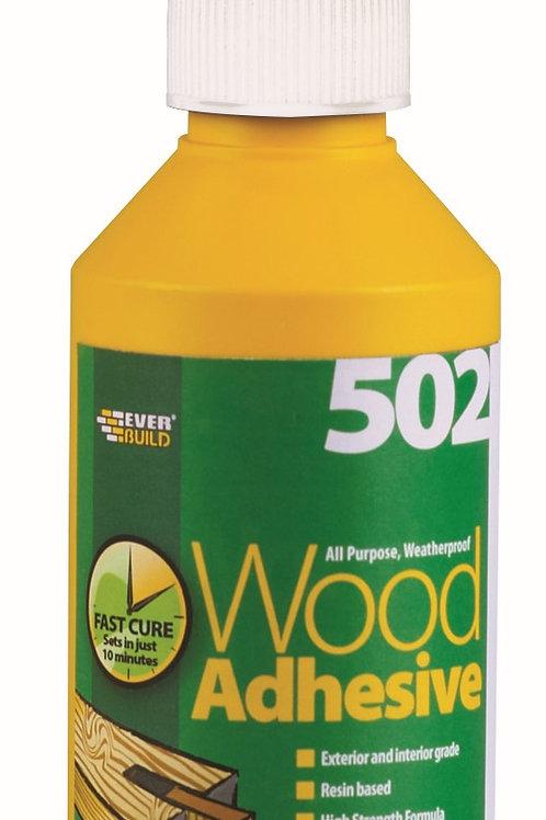 502 Wood Adhesive - 250ml