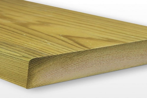 Easi Edge 22mm x 225mm x 4.8m Treated Timber