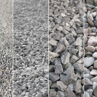 Aggregates & Bagged Cement