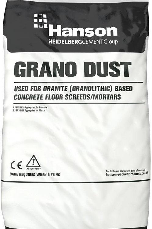 Hanson Grano Dust - 25kg