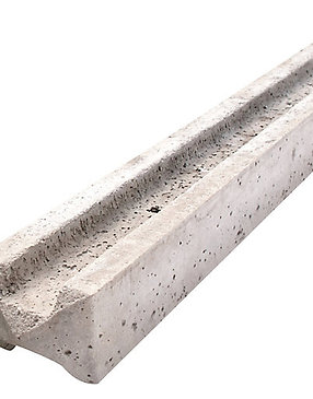 Concrete Slotted Fence Posts