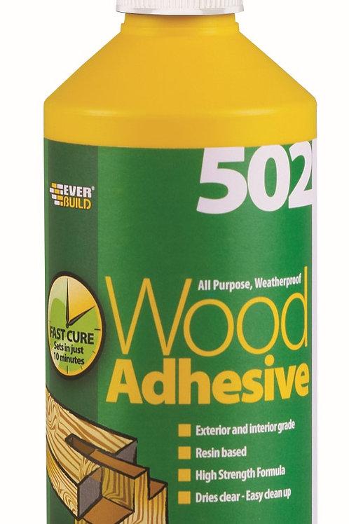 502 Wood Adhesive - 500ml