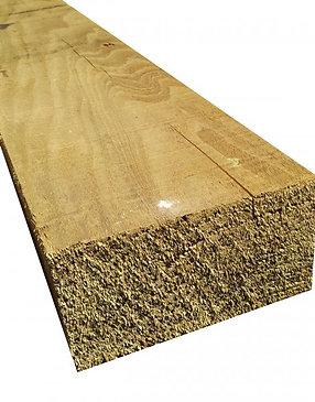 Treated Timber Landscape Sleeper 100mm x 200mm x 2400mm