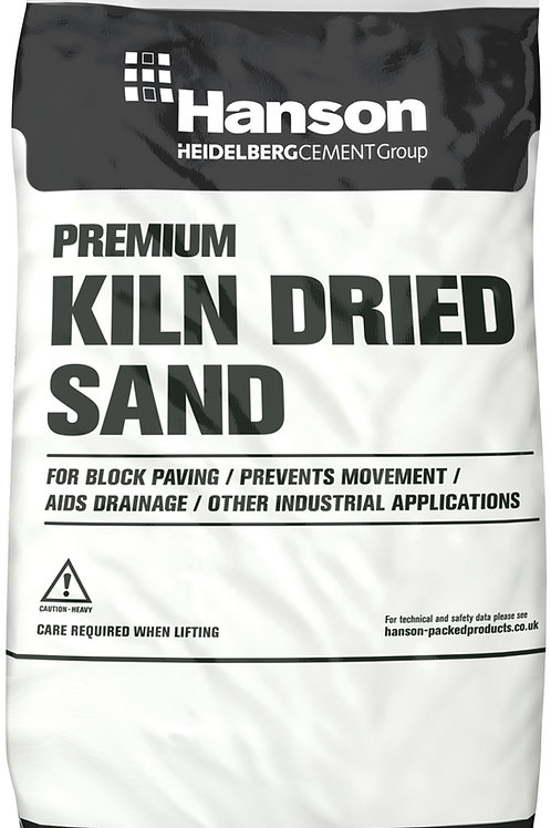 Kiln Dried Sand 22kg