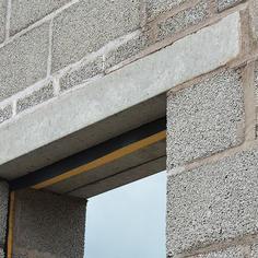 Concrete Lintels & Padstones