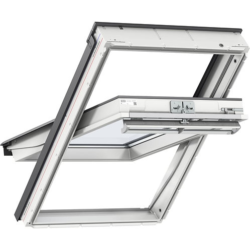 Velxu Centre Pivot Roof Window CK04 - 55cm x 98cm