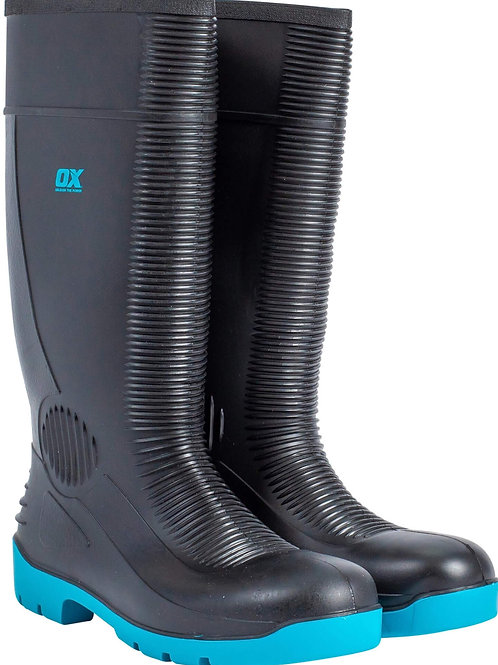 OX Safety Wellington Boot - Choose size