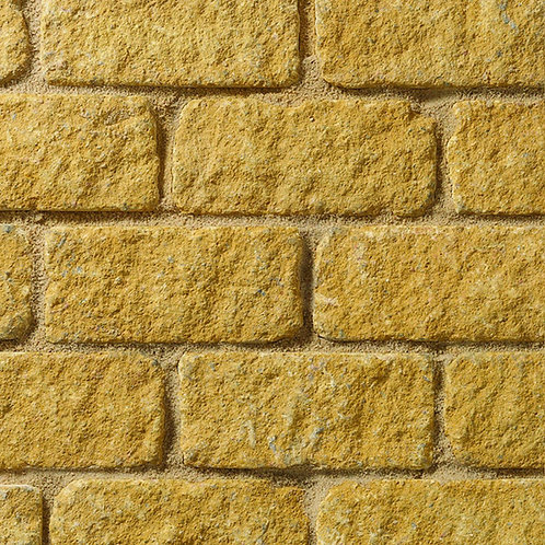 Burford Tumbled Walling - Golden Buff