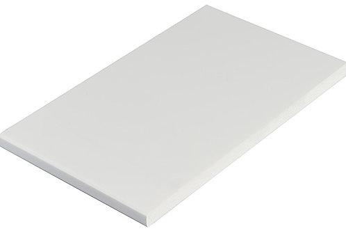 300mm White Pvc Flat Board (Soffit Strip)