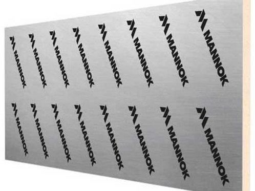 Mannok Therm MW (Quinn Therm QW) Foil Faced Insulation 40mm x 2400mm x 1200mm