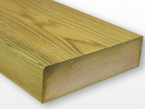 Easi Edge 22mm x 100mm x 4.8m Treated Timber