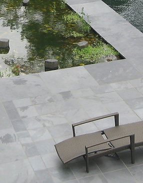 Brazilian Slate Dove Grey Paving Patio Pack 15.58 Sq mtr