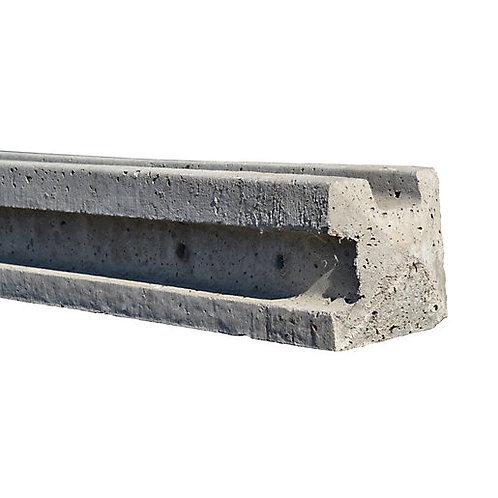 Concrete Slotted Corner Post 2440mm