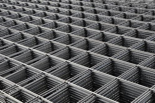 Steel Fabric Mesh Reinforcement A142 3600 x 2000mm